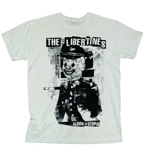 Tricou The Libertines Albio to Utopia