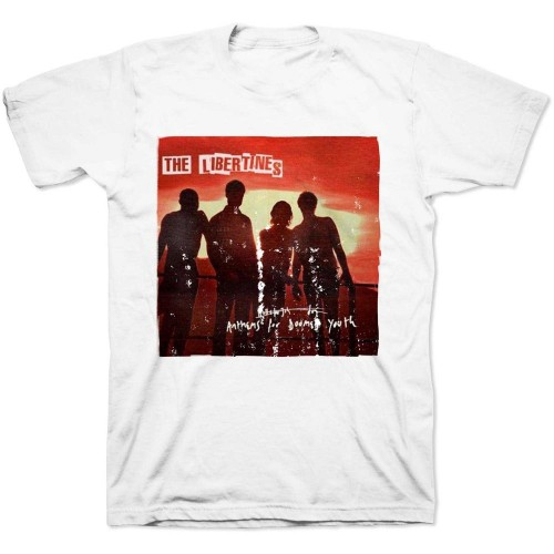 Tricou The Libertines Anthems for Doomed Youth