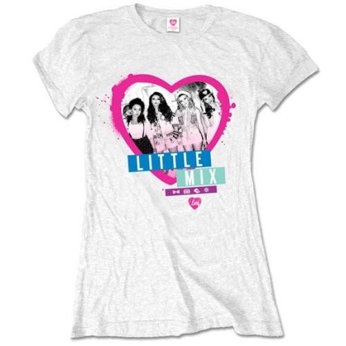 Tricou Damă Little Mix Spray can