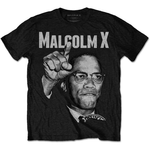 Tricou Malcolm X Pointing