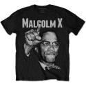 Tricou Malcolm X Pointing
