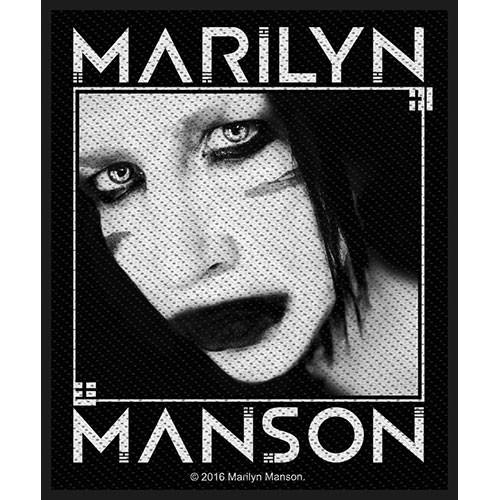 Patch Marilyn Manson Villain
