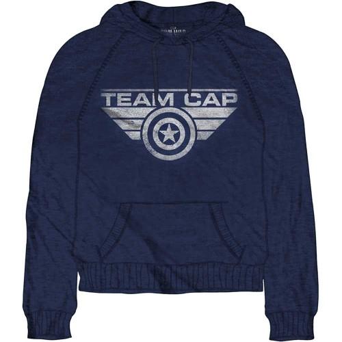 Hanorac Marvel Comics Captain America Civil War Team Cap