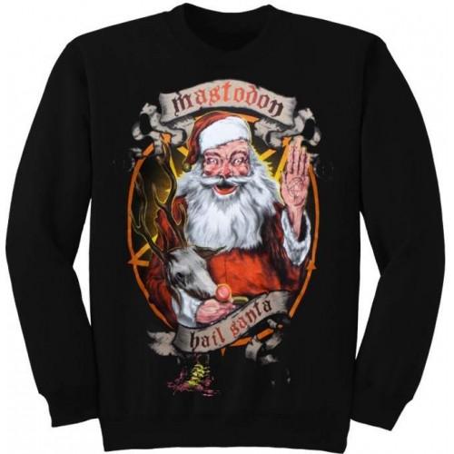 Bluză Mastodon Hail Santa Holiday