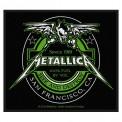 Patch Metallica Beer Label
