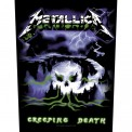 Back Patch Metallica Creeping Death