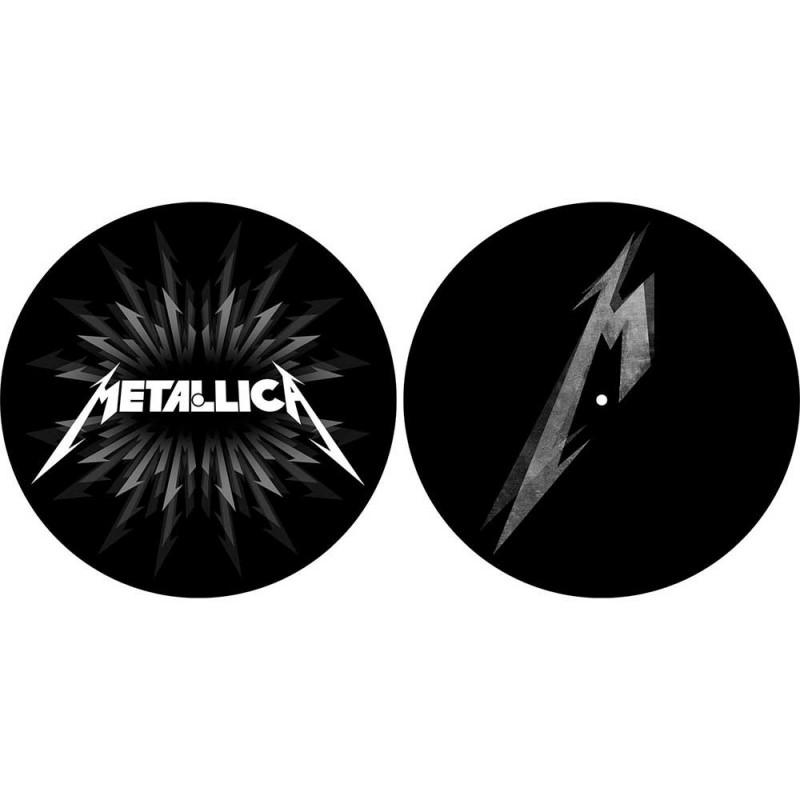 Set Slip Mat Vinyl Metallica M & Shuriken