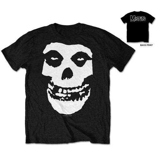 Tricou Misfits Classic Fiend Skull