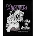 Patch Misfits Die Die my Darling