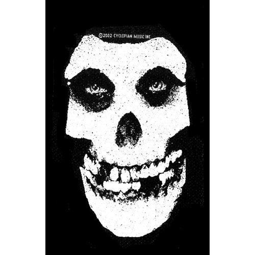 Patch Misfits White Skull