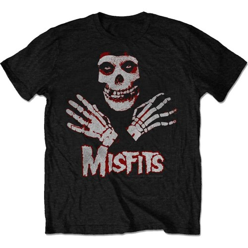 Tricou Misfits Hands