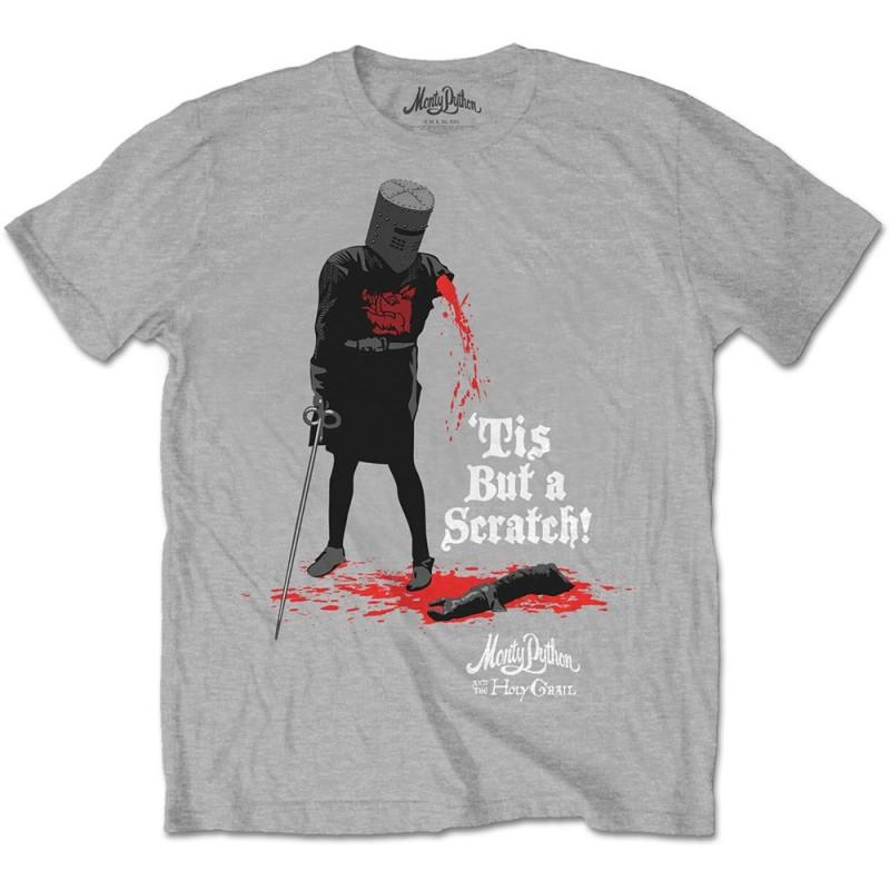 Tricou Monty Python Tis But A Scratch