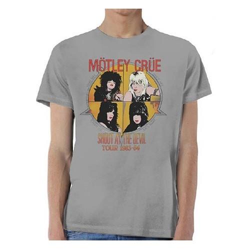 Tricou Motley Crue SATD Vintage