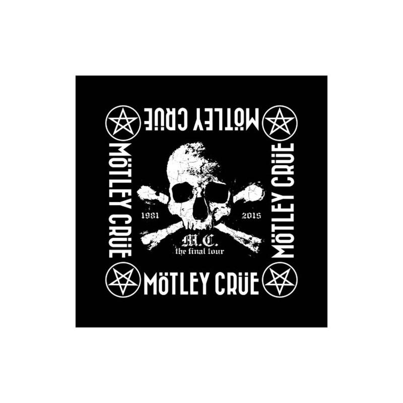 Bandană Motley Crue The Final Tour