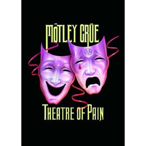Carte Postală Motley Crue Theatre