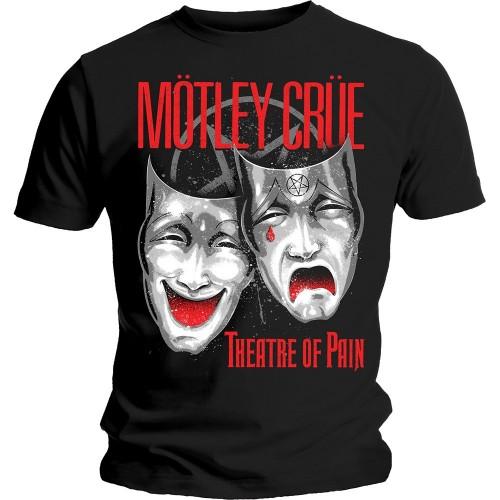 Tricou Motley Crue Theatre of Pain Cry