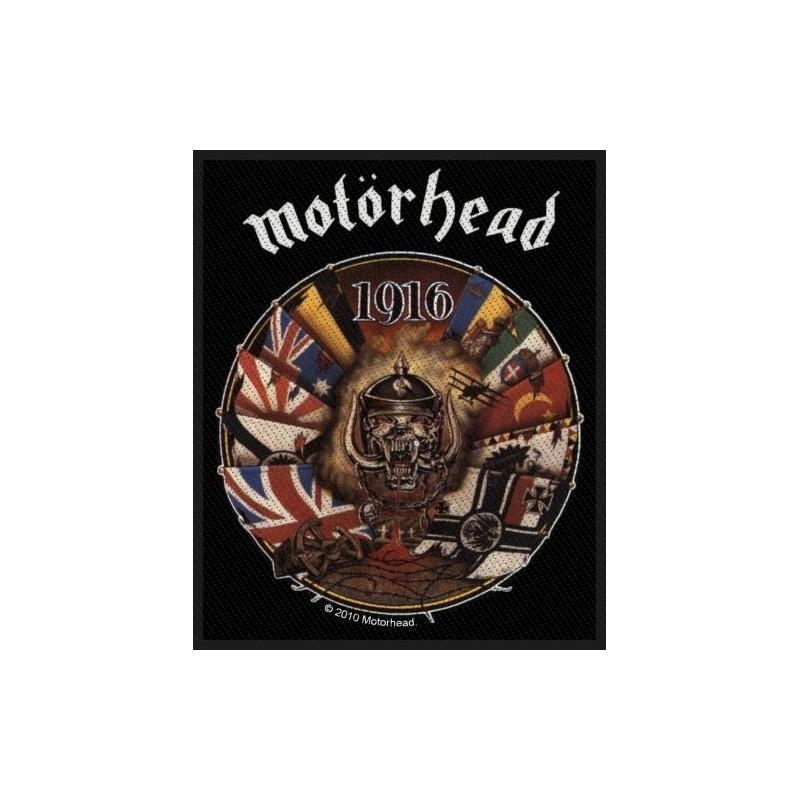 Patch Motorhead 1916