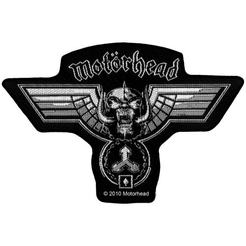 Patch Motorhead Hammered Cut Out