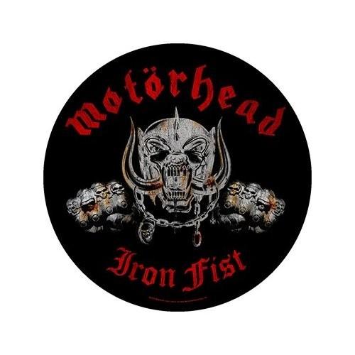 Back Patch Motorhead Iron Fist