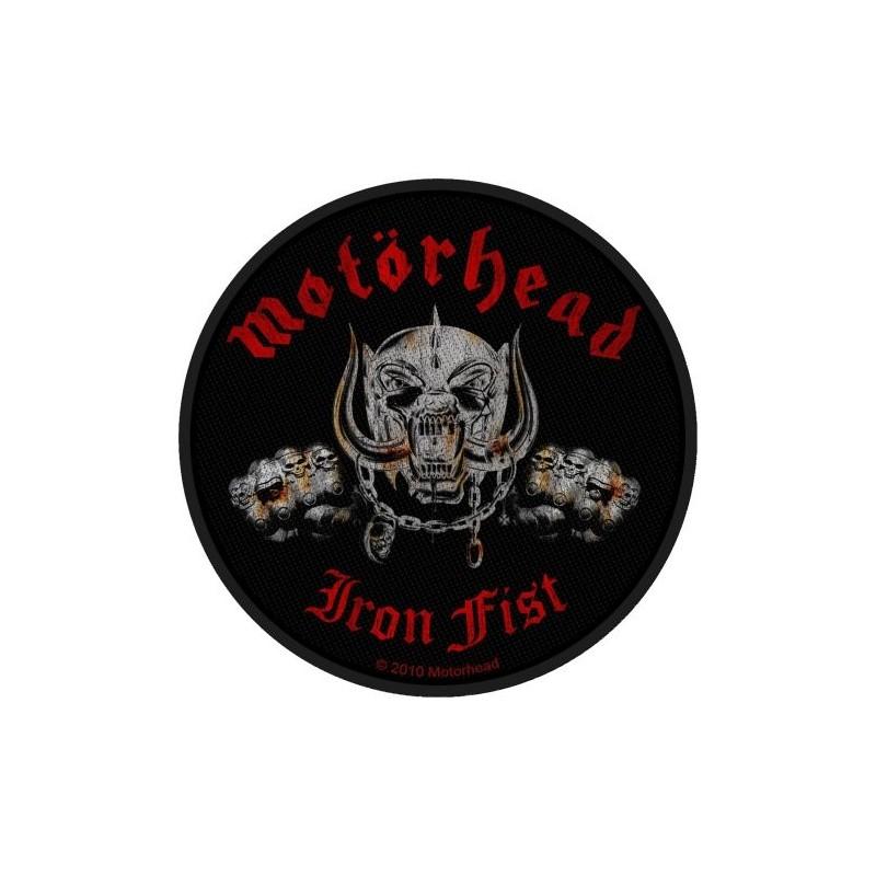 Patch Motorhead Iron Fist/Skull