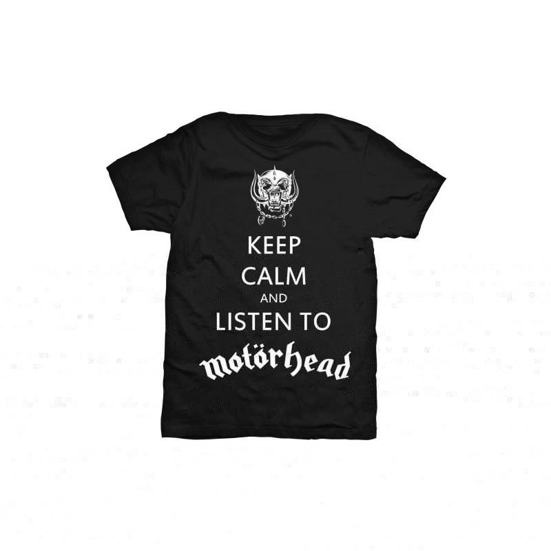 Tricou Motorhead Keep Calm