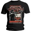 Tricou Motorhead Lemmy Firepower