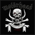 Patch Motorhead March Or Die