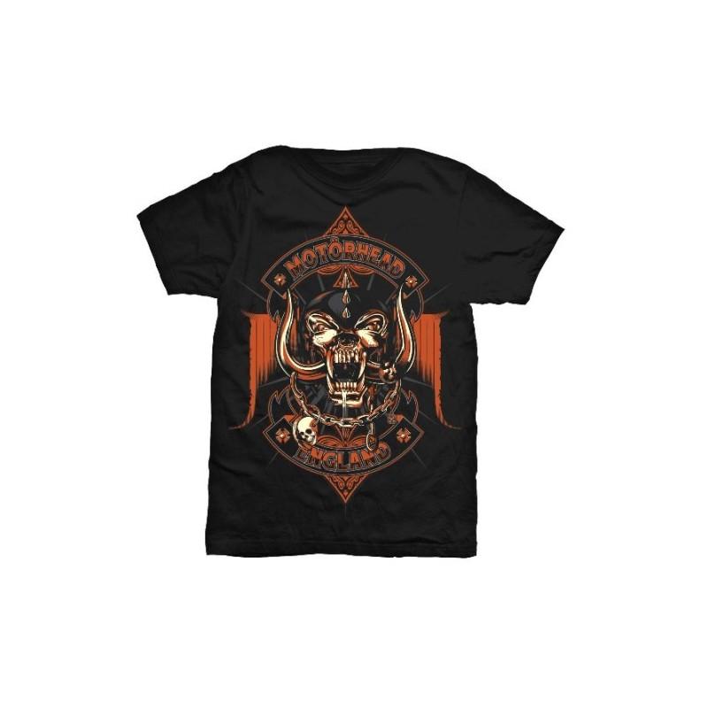 Tricou Motorhead Orange Ace