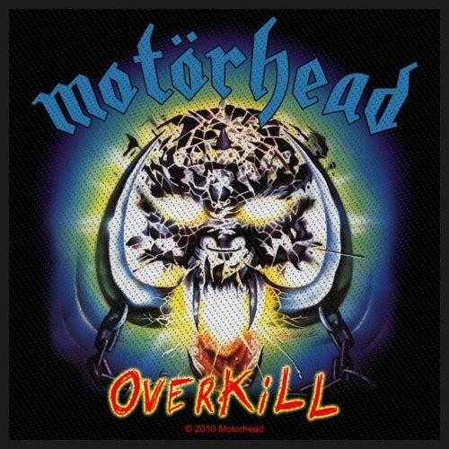 Patch Motorhead Overkill