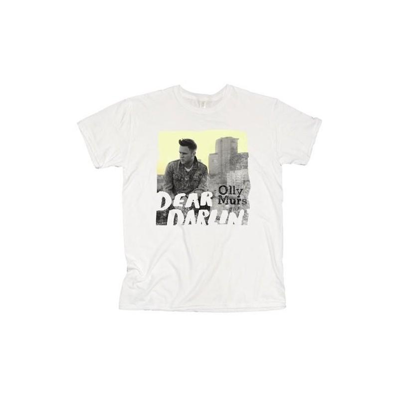 Tricou Damă Olly Murs Dear Darlin'