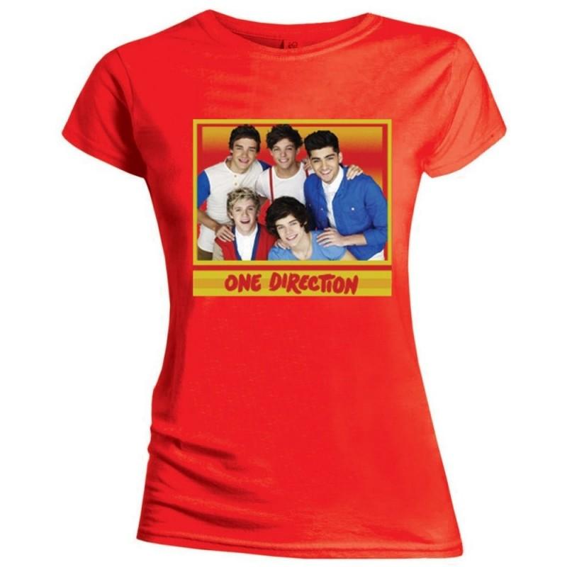 Tricou Damă One Direction Cool