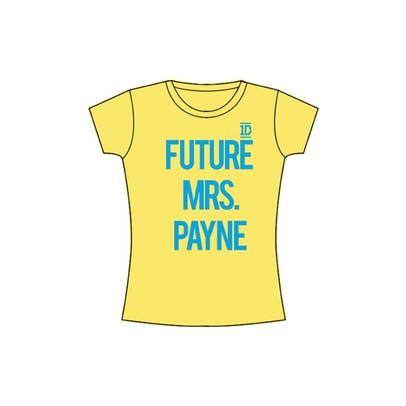 Tricou Damă One Direction Future Mrs Payne
