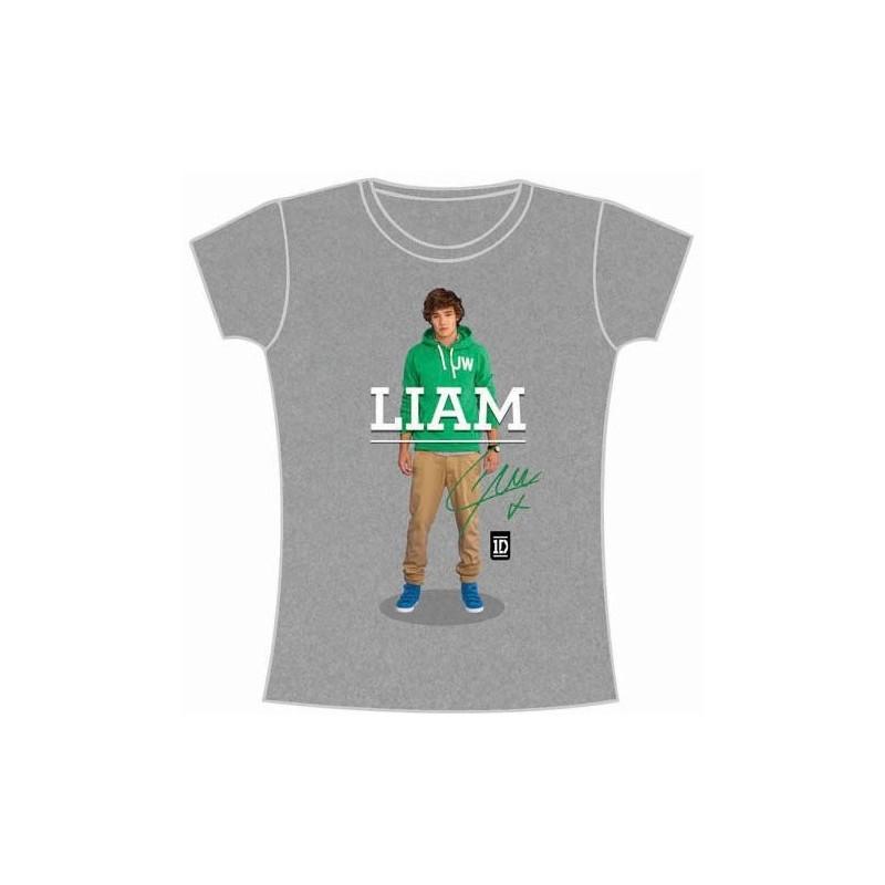 Tricou Damă One Direction Liam Standing Pose