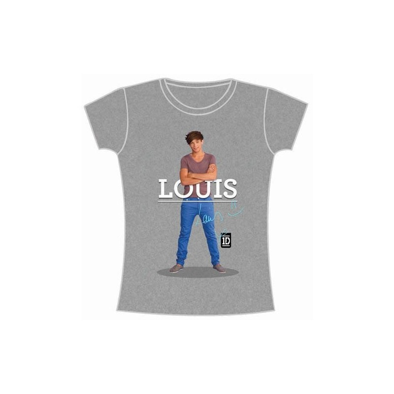 Tricou Damă One Direction Louis Standing Pose