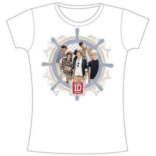 Tricou Damă One Direction Nautical
