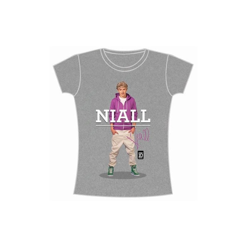 Tricou Damă One Direction Niall Standing Pose