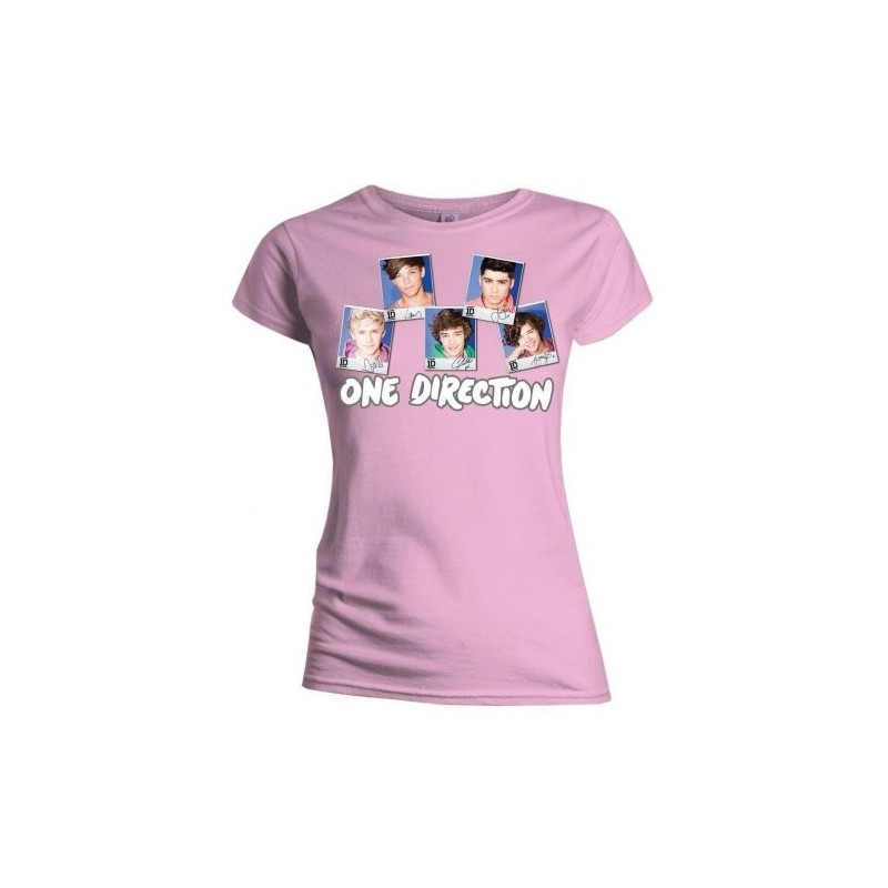 Tricou Damă One Direction Polaroid