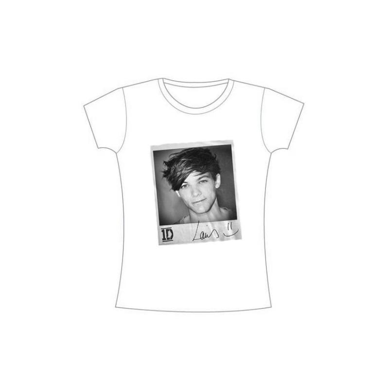 Tricou Damă One Direction Solo Louis