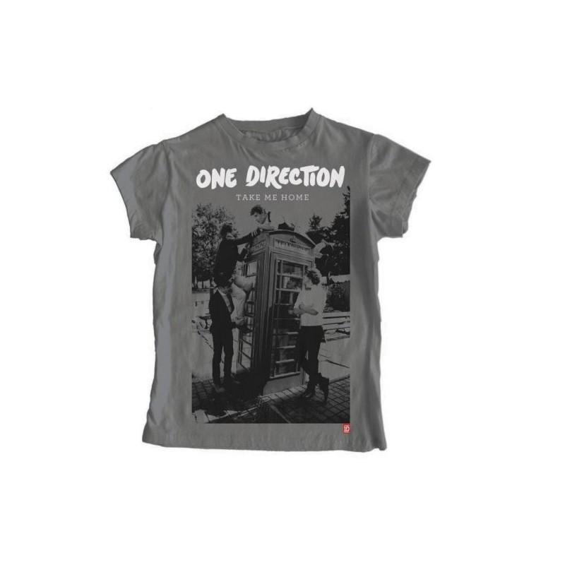 Tricou Damă One Direction Take Me Home Album