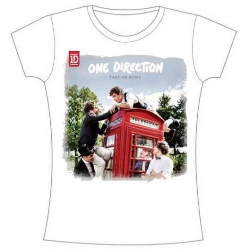 Tricou Damă One Direction Take Me Home Rough Edges