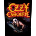 Back Patch Ozzy Osbourne Bark At The Moon