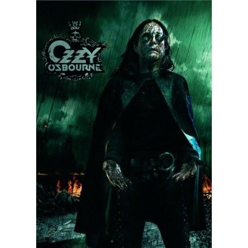 Carte Postală Ozzy Osbourne Black Rain