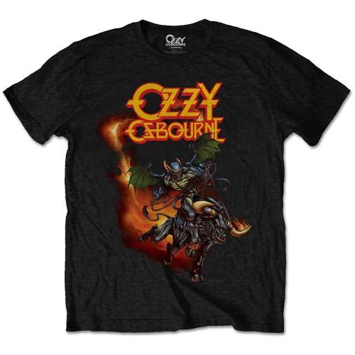 Tricou Ozzy Osbourne Demon Bull