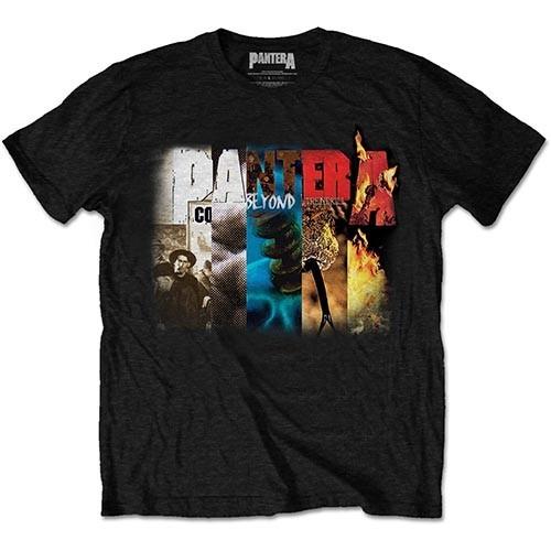 Tricou Pantera Album Collage