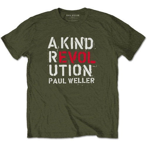 Tricou Paul Weller A Kind Revolution