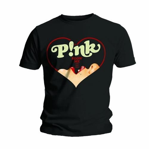 Tricou Pink Blow Hearts