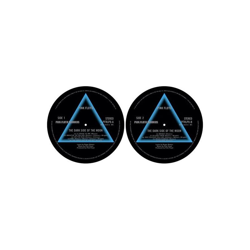 Set Slip Mat Vinyl Pink Floyd Dark Side Of The Moon