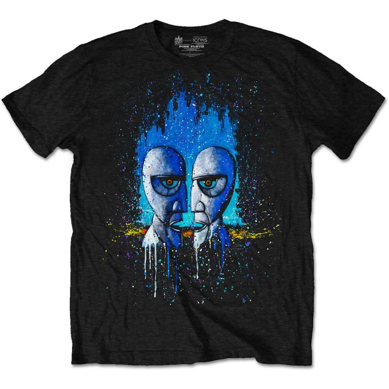Tricou Pink Floyd Division Bell Drip