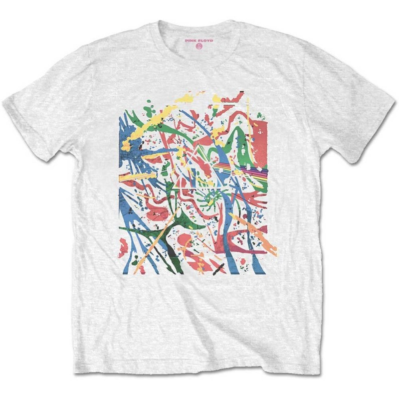 Tricou Pink Floyd Pollock Prism