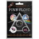 Set Insigne Pink Floyd Prism